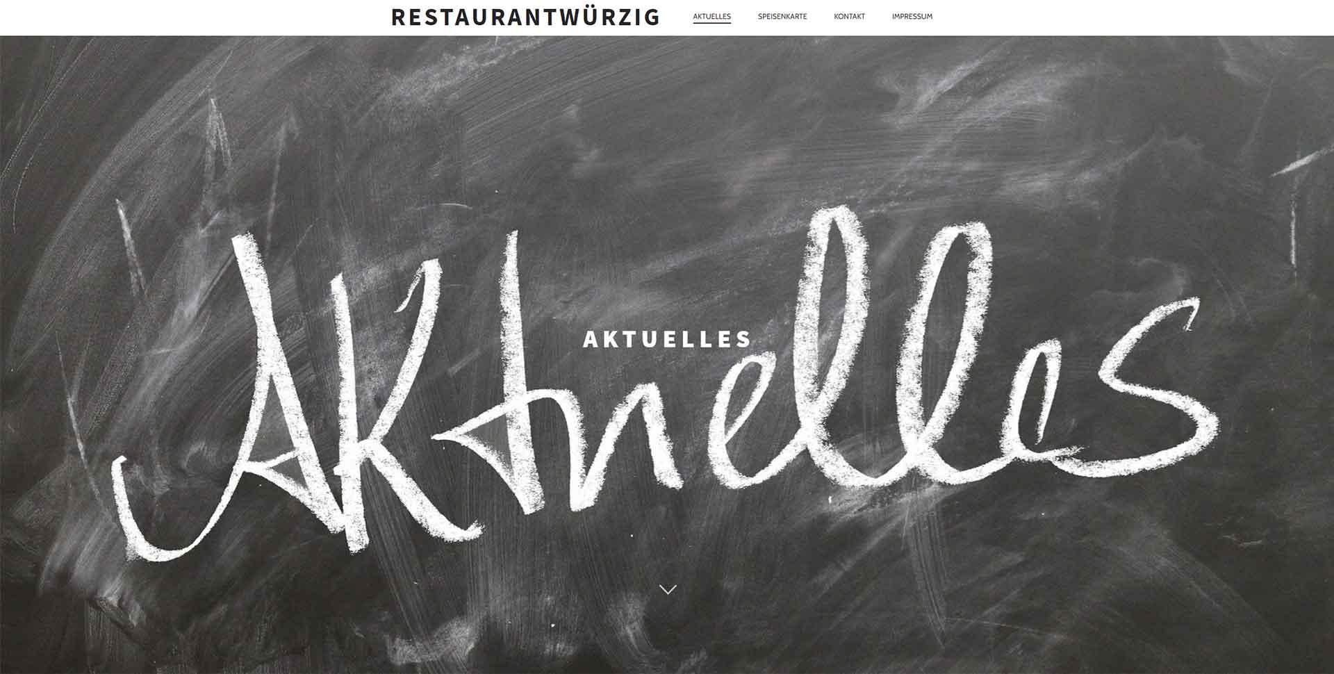 Restaurant Würzig
