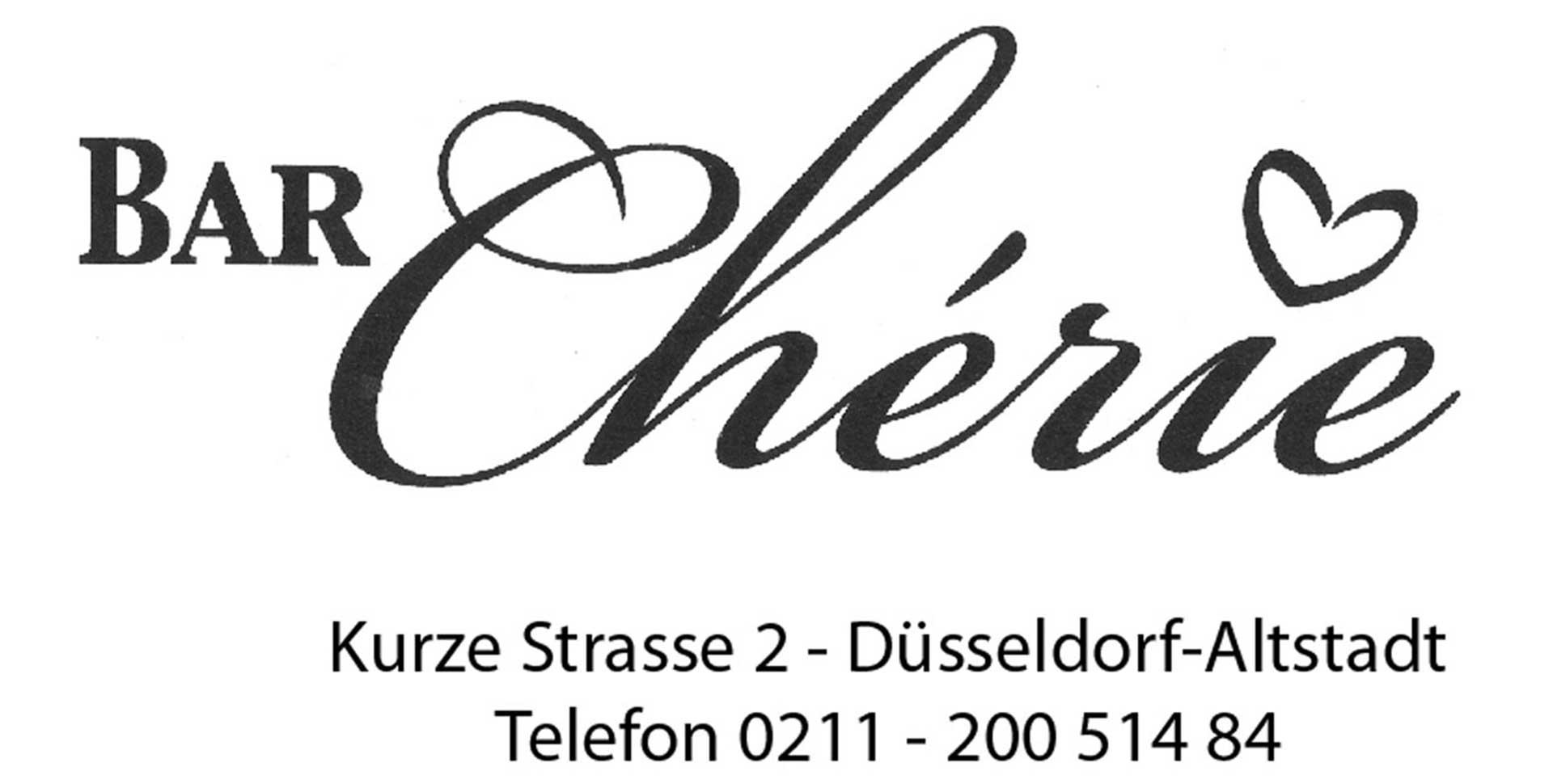 Bar Chérie, Düsseldorf